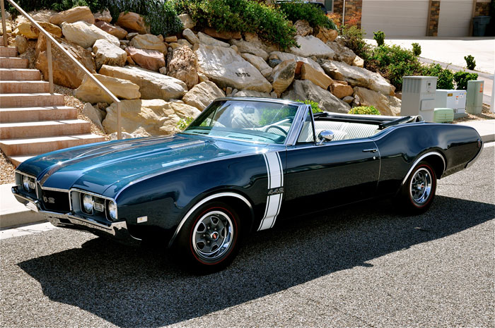 Image result for 1968 Olds 442 Decals