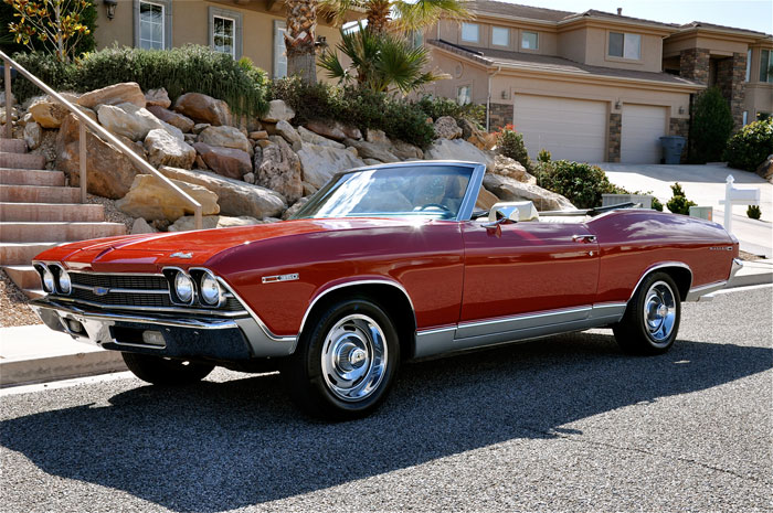 SOMEONE IS GOING TO GET A SUPER COOL 1969 CHEVROLET CHEVELLE CONVERTIBLE THAT CAN TRULY BE ENJOYED ENCLOSED SHIPPING AVAILABLE ANYWHERE COAST