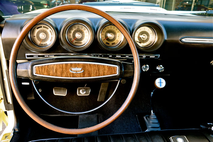 1969 Ford Torino 428 Super CobraJet  Red Hills Rods and Choppers