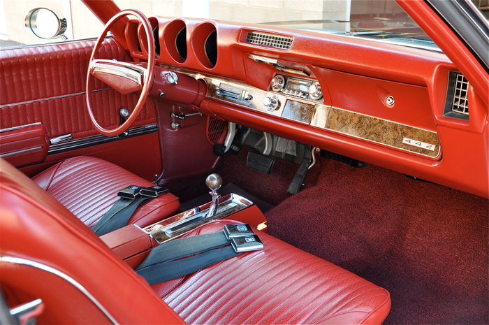 1969 Oldsmobile 442 W32 Red Hills Rods And Choppers Inc St George Utah