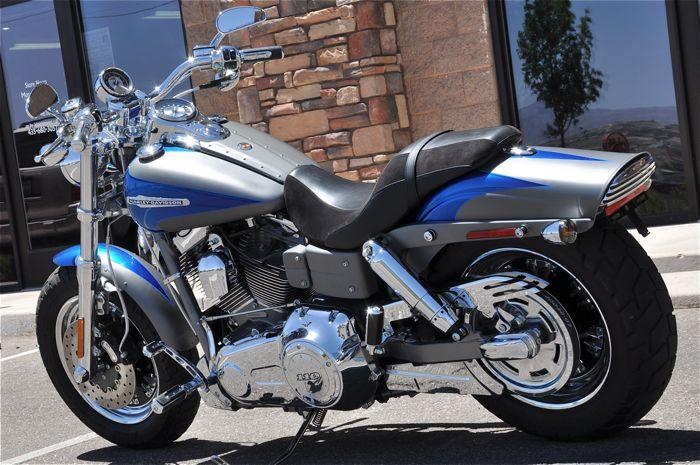 2009 Harley Davidson Fxdfse Cvo Fat Bob Red Hills Rods