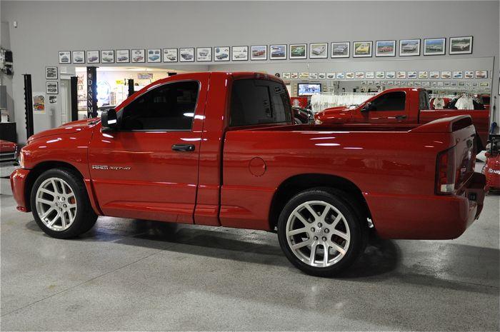 Dodge Ram Srt10 For Sale >> 2005 Dodge Ram SRT10 Viper Truck | Red Hills Rods and ...