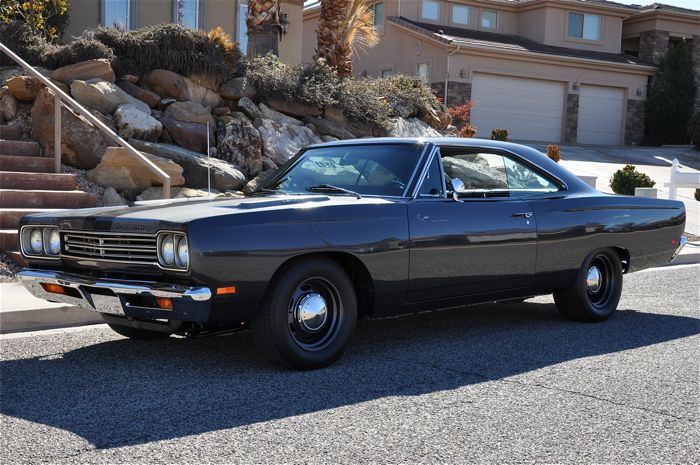 1969 Plymouth Hemi Roadrunner Red Hills Rods And Choppers Inc St George Utah