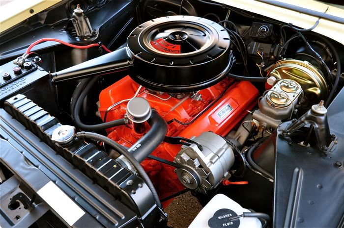 1967 Chevrolet Nova Ss 327 275 L30 Red Hills Rods And