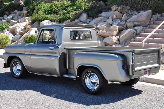 1966 Chevrolet C10 Stepside Pickup | Red Hills Rods and ...