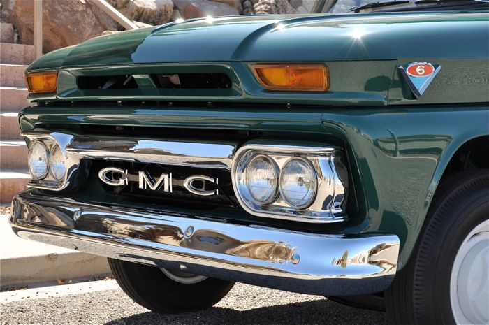 O Connor Gmc >> 1965 GMC C1000 Stepside Pickup | Red Hills Rods and ...