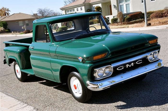 1965 GMC C1000 Stepside Pickup | Red Hills Rods and Choppers