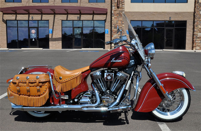 2003 Indian Vintage Chief | Red Hills Rods and Choppers Inc. - St ...