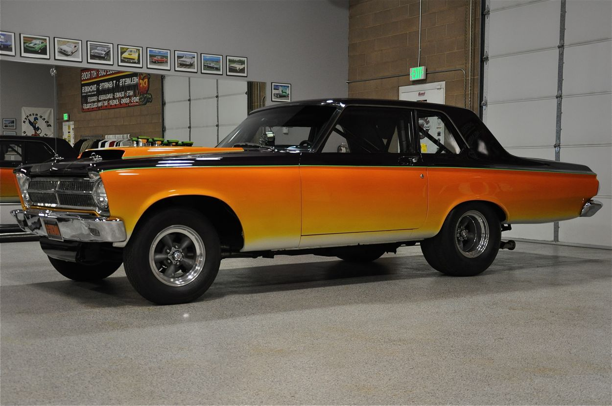 1965 Plymouth Belvedere Hemi AF/X | Red Hills Rods and Choppers ...