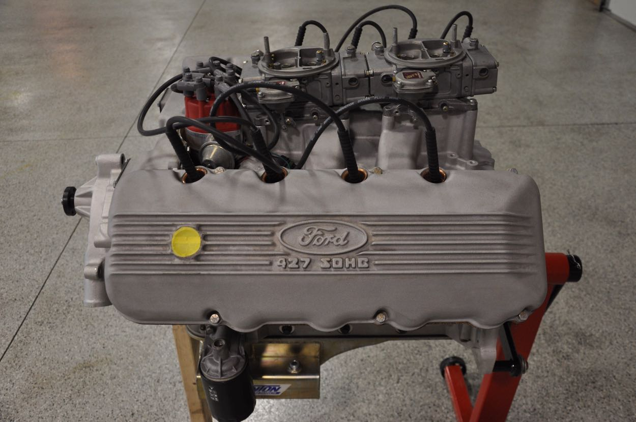 Image result for 427 sohc intake manifold