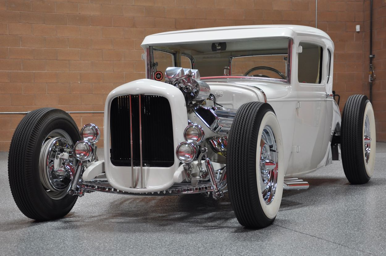 Paul Sr.\'s 1930 Ford Model A Coupe | Red Hills Rods and Choppers Inc ...