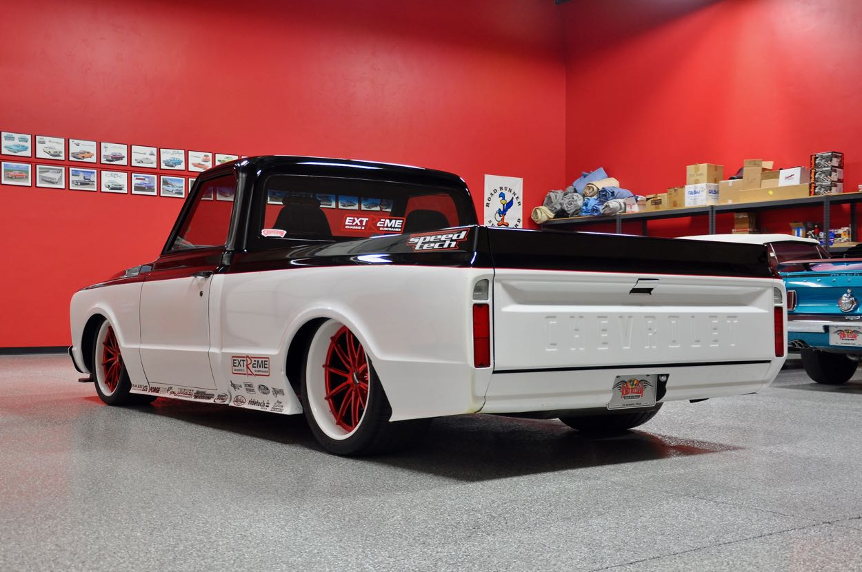 1968 Chevrolet C-10 Pro-Touring | Red Hills Rods and