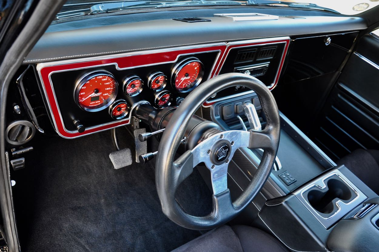 1968 Chevrolet C-10 Pro-Touring | Red Hills Rods and Choppers Inc