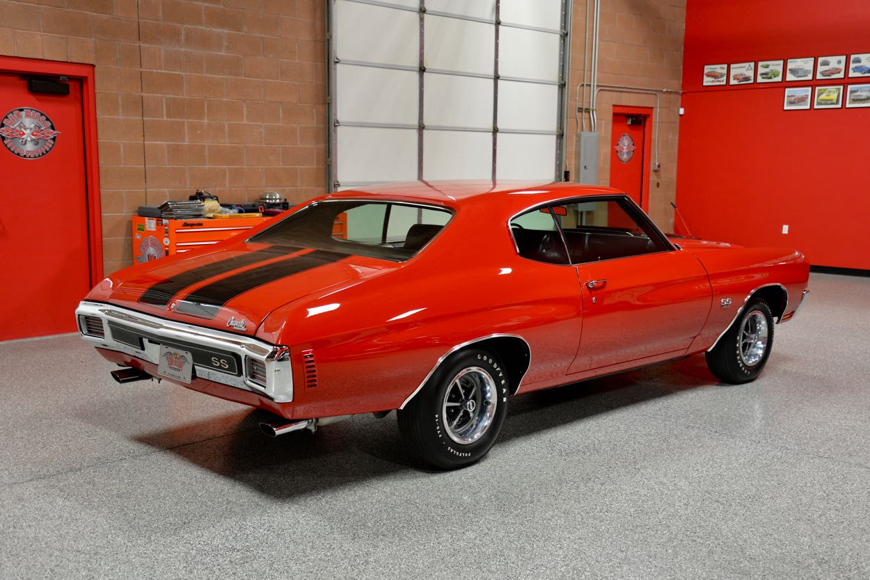 1970 Chevrolet Chevelle SS 454 LS6 | Red Hills Rods and Choppers Inc