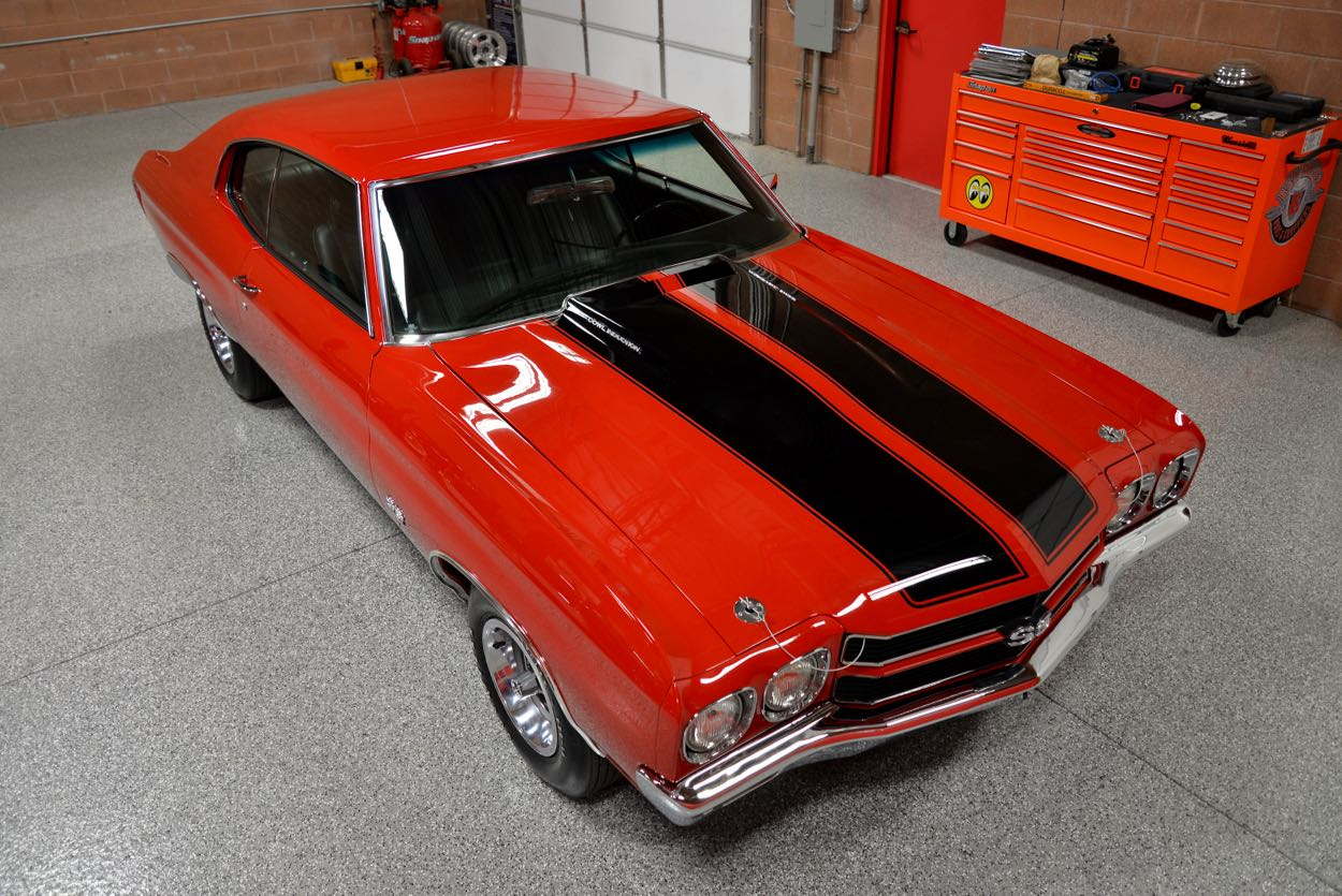 1970 Chevrolet Chevelle SS 454 LS6 | Red Hills Rods and