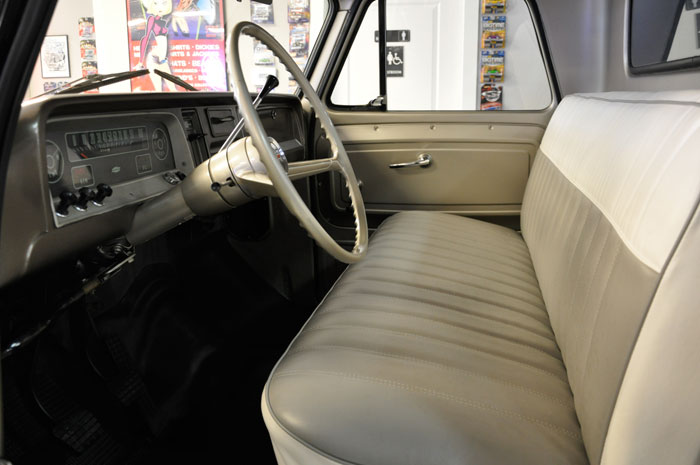 1966 Chevrolet C20 Stepside Pickup | Red Hills Rods and ...