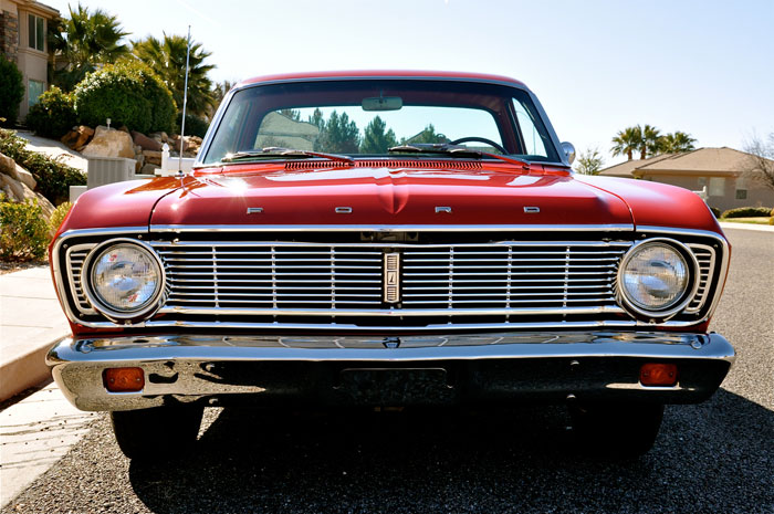 a 1966 ford ranchero much less a museum piece such as this this classic truck is ultra rare and will only appreciate in value in the coming years - 1966 Ford Ranchero