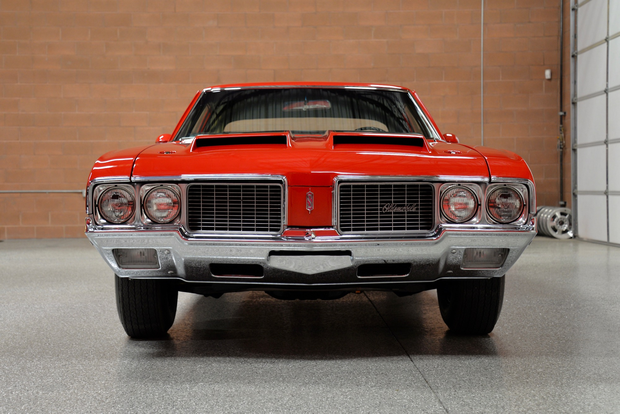 1970 Oldsmobile W31 Cutlass S Sports Coupe | Red Hills Rods