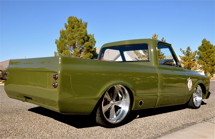 1969 Chevrolet C10 Military Custom | Red Hills Rods and