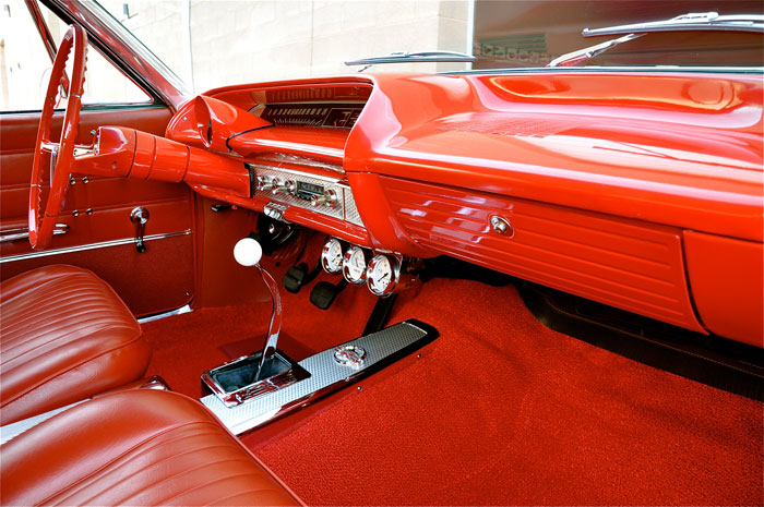 1963 Chevrolet Impala Ss 327 Red Hills Rods And Choppers