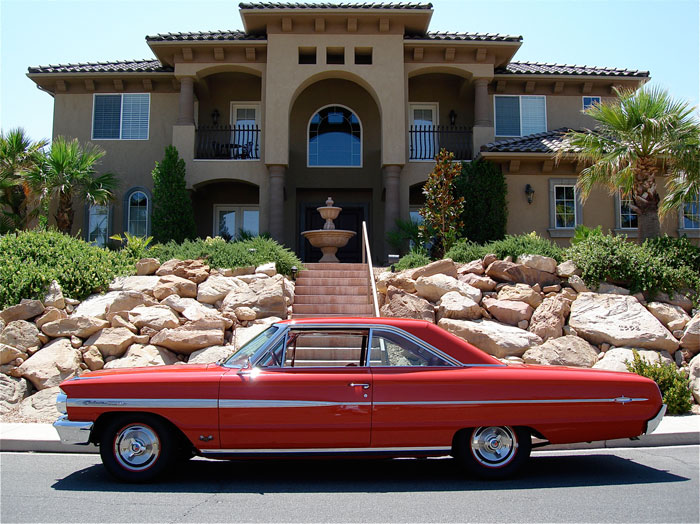 1964 Ford Galaxie 500 XL 427/425 R-Code 4-Speed | Red Hills Rods and
