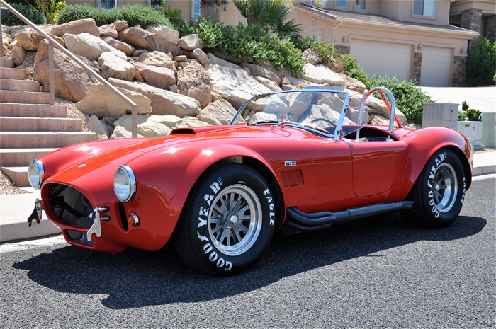 1965 Shelby Cobra CSX4000 | Red Hills Rods and Choppers ...