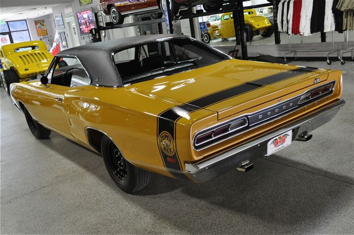 1969 1/2 Dodge Super Bee A12 440-6 | Red Hills Rods and