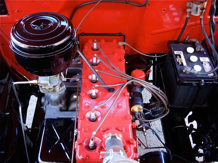 1949 Ford F1 Pickup Red Hills Rods And Choppers Inc