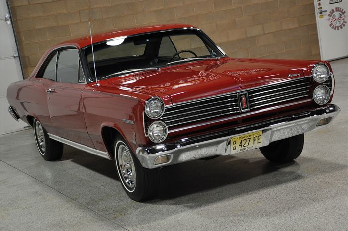 1967 Mercury Cyclone '427' R-Code | Red Hills Rods and