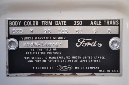 1963 1/2 Ford Galaxie 500 R-Code | Red Hills Rods and Choppers Inc. - St. George Utah