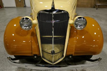 1937 Chevrolet 1/2 Ton Pickup - Concours   Red Hills Rods ...