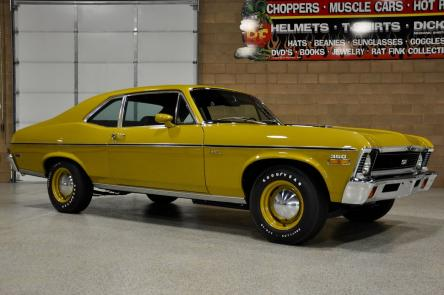 Chevy Dealer Utah >> 1972 Chevrolet Nova 'SS' | Red Hills Rods and Choppers Inc ...