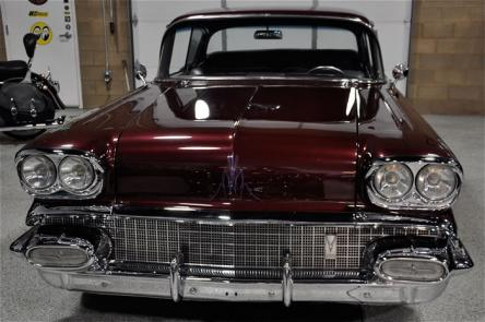 1958 Pontiac Chieftain Custom | Red Hills Rods and ...