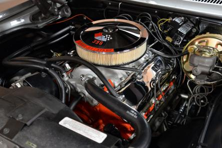 1969 Chevrolet Nova SS 396/375hp L78 | Red Hills Rods and