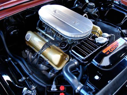 Power Stop Brakes >> 1963 Ford Galaxie 500 XL 406 Tri-Power Convertible | Red Hills Rods and Choppers Inc. - St ...