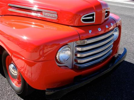 1949 Ford F1 Pickup Red Hills Rods And Choppers Inc St George Utah